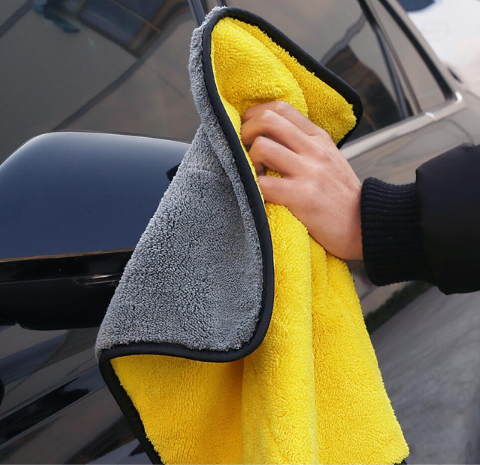 Coche Super absorbentes de limpieza toalla para Dacia duster logan sandero stepway lodgy mcv 2 Renault Megane Modus Espace Laguna