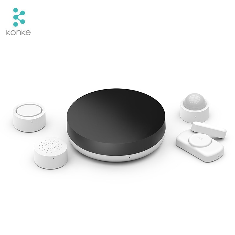 Smart Home Kit Human Body Sensor Motion ZigBee 3.0 Temperature Humidity Door Window Gas Smoke Detector