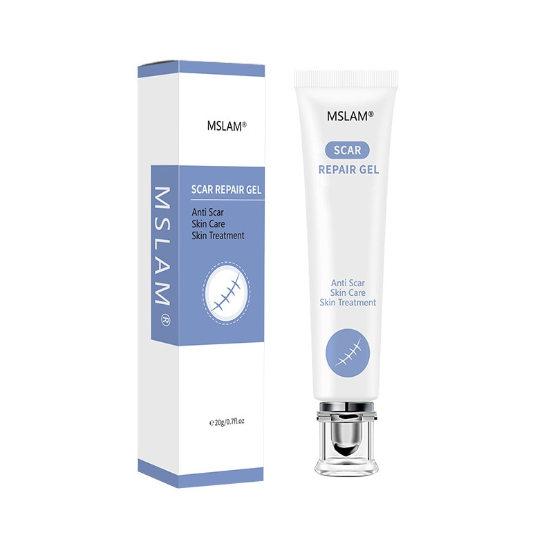Repairing Gel Gel To Remove Scars and Fade Stretch Marks Gel Moisturizing and Brightening Skin Care