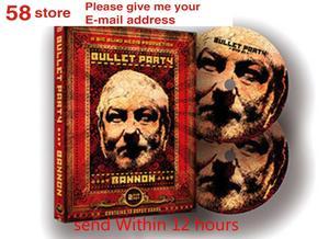 Вечерние пули от Джона Бэннона 2 комплекта, волшебные трюки (без реквизита)