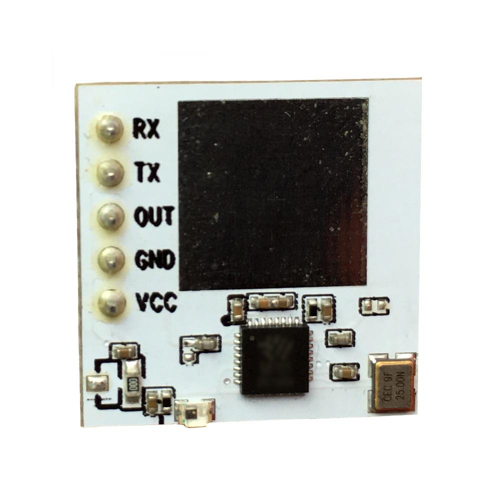 taidacent 5 pcs small 5 8g radar sensor doppler radar module radar motion detector for human moving adjustable sensing range Taidacent 5.8G Microwave Radar Sensor Module Human Movement Sensor Switch Detector Doppler Radar Motion Sensor MG5820