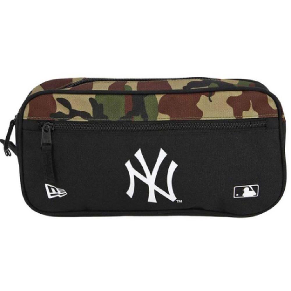 Riñonera Bandolera New Era NY New York Yankees MLB Negro Camo