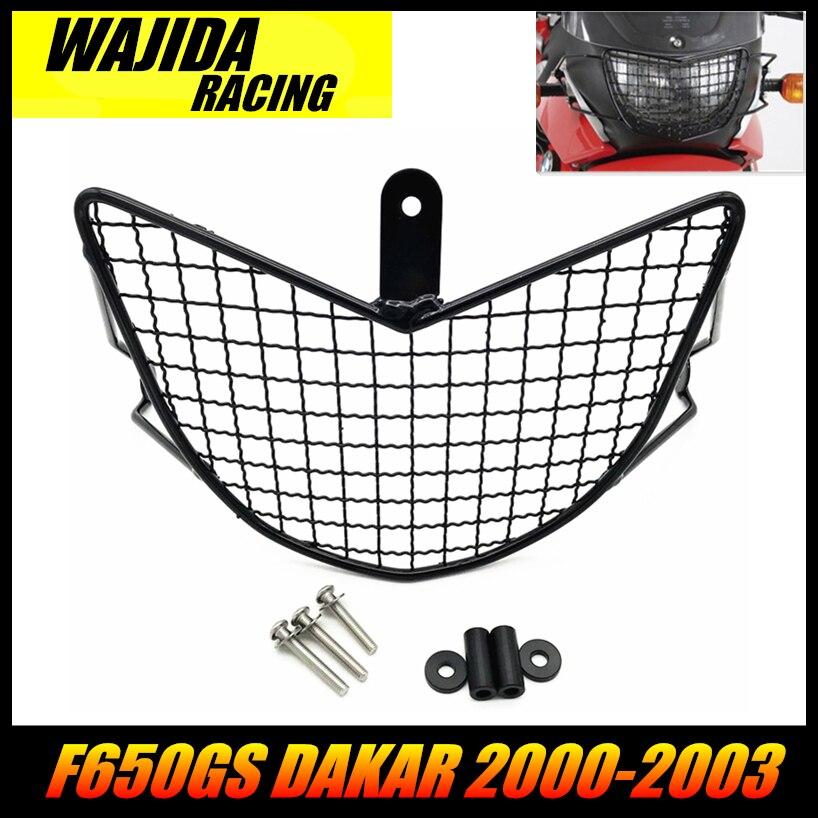 غطاء حماية للمصباح الأمامي لسيارات BMW ، ملحقات الدراجة النارية F650GS DAKAR 2000-2003 ، F 650 GS