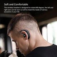 new earphones bluetooth headphones handsfree wireless headset business headset drive call sports earphones for iphone samsung