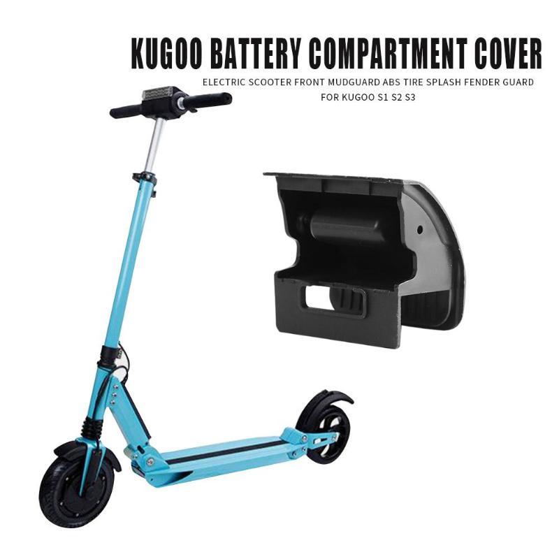 Nueva batería de la cubierta de la caja de ABS de la alta calidad eléctrica batería de Scooter caja funda, soporte reemplazo de la cubierta para Kugoo S1 S2 S3