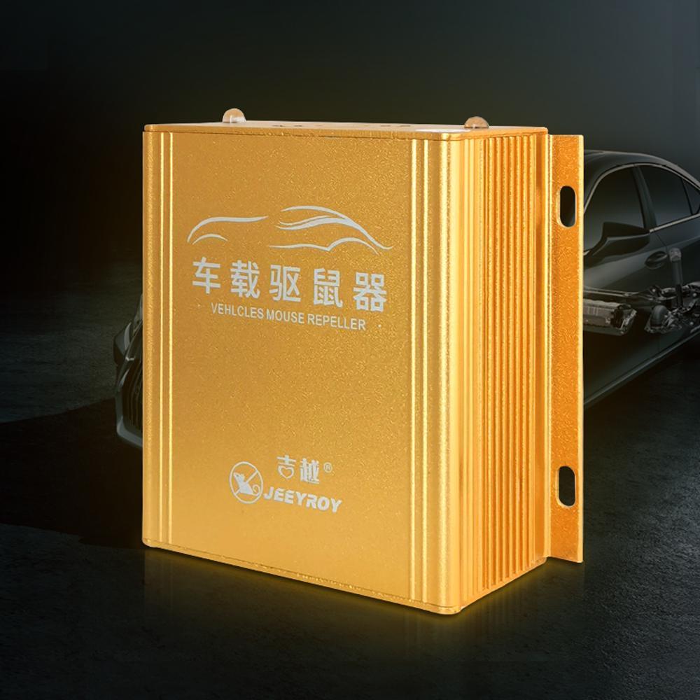 Répulsif antiparasitaire électronique magnétique rongeur répulsif électro ultrasons souris contrôle pour voiture écologique