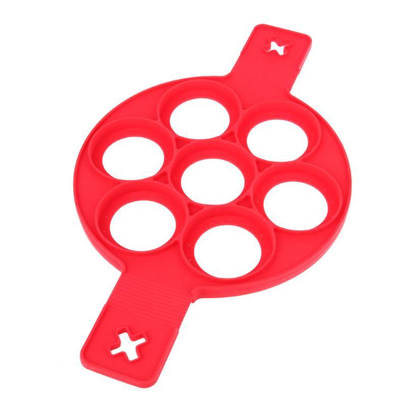 Кольцо для блинов и яиц, антипригарный инструмент для приготовления пищи, Круглый инструмент для приготовления блинов в форме сердца, яичная плита, сковорода, откидная Форма для яиц, кухонные аксессуары для выпечки