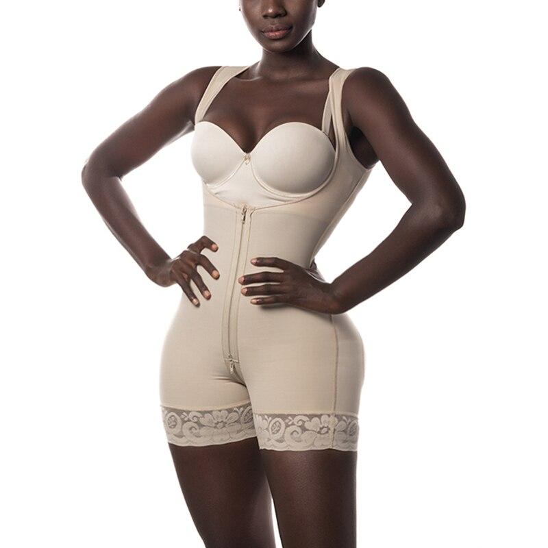 Compression Garments Skims Abdomen Shaping Short Vest Girdle Fajas Colombianas Post Surgery BBL Post Op Surgery Supplies