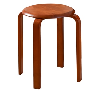 Adult stool dining table solid wood round stool home wood bench fashion creative stool modern dining stool