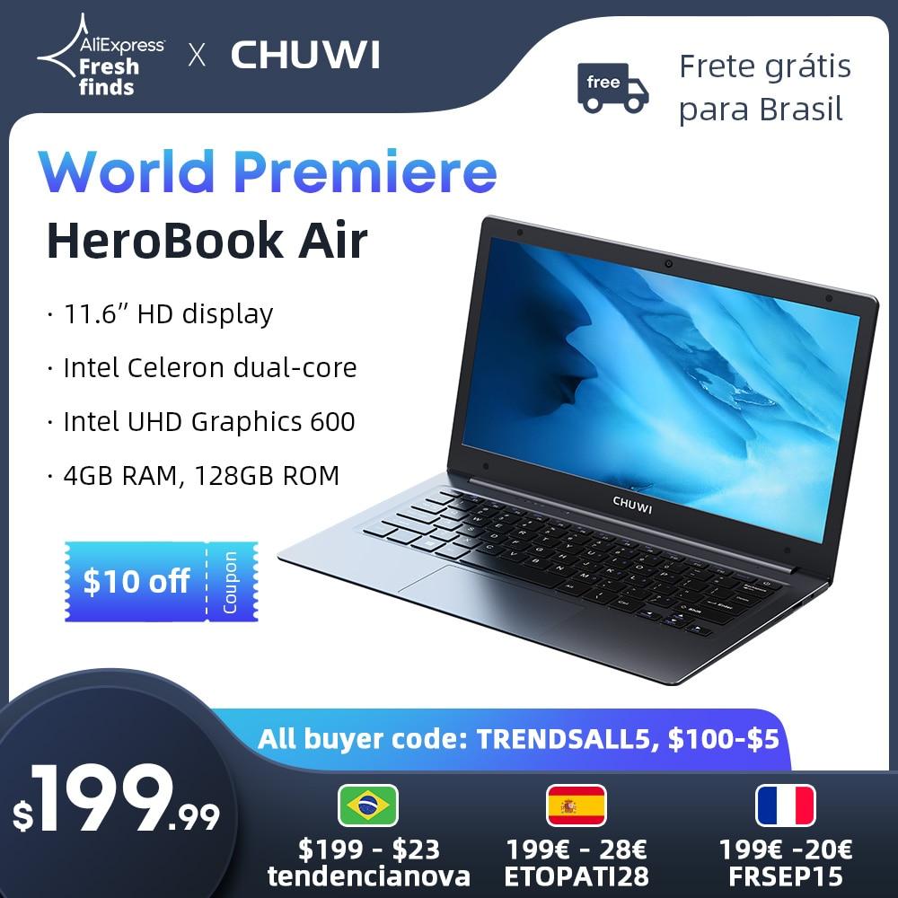 World Premiere CHUWI HeroBook Air 11.6