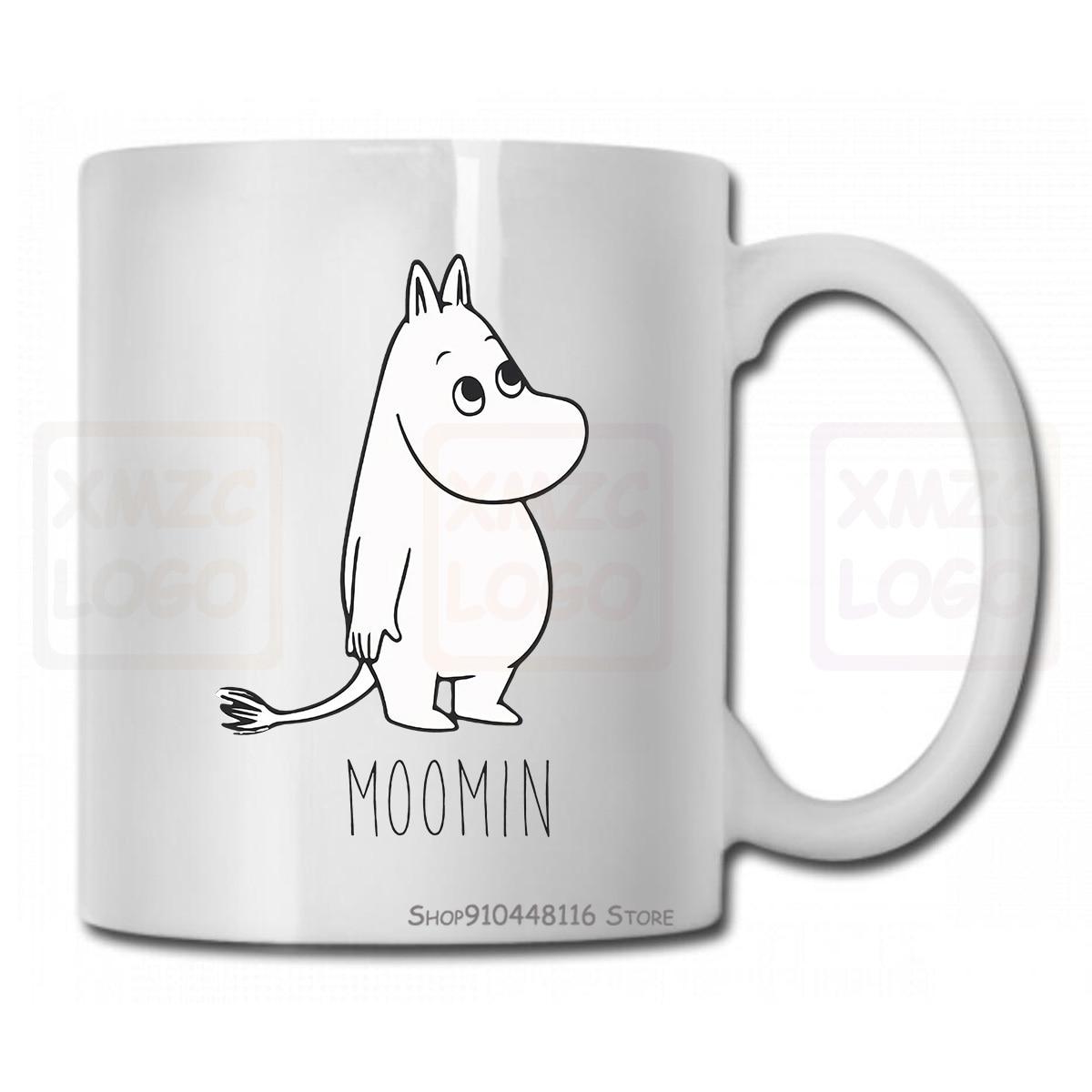 Moomin Troll drôle Tv Bookharajuku Streetwear tasse tasse Menretro cadeau inspiré femmes hommes