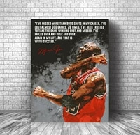 chicago bulls trapeze superstar poster modern home wall decor canvas picture art hd print painting on canvas for living room