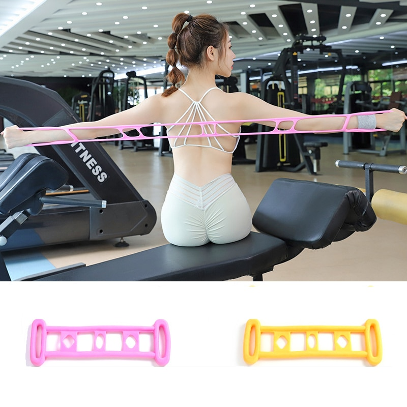 Tension Rope Puller Ankle Abdominal Exerciser Fitness Elastic Sit Up Pull Rope Home Gym Sport Training Equipment new sit up exerciser equipment waist training push up bar arm muscle hip squat trainer home sport fitness machine xywj 8404