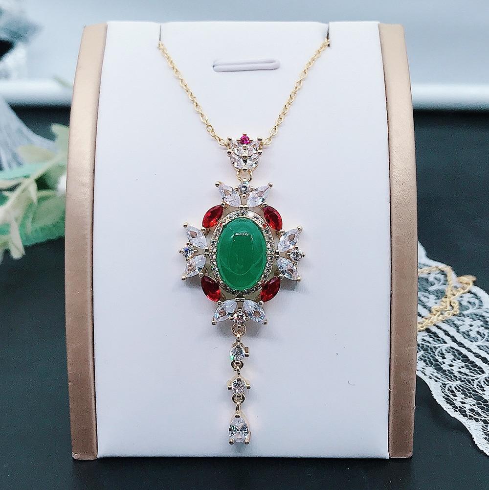 qtt-женское-винтажное-ожерелье-с-подвеской-роскошный-темперамент-Изумрудный-чокер-ювелирные-изделия-Подарок-на-годовщину-свадьбу-вечеринку