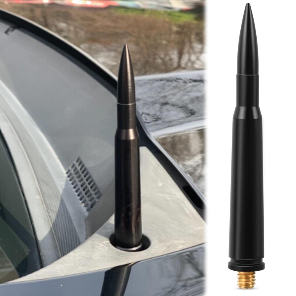 Антенна в виде патрона для Hyundai Accent Elantra Tucson IX35 IX45 I30 Solaris Kona Grandeur Azera IG Verna короткая запасная антенна