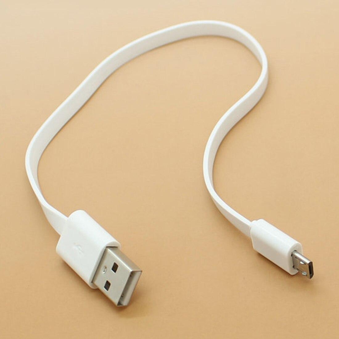 0.2 m micro cabo usb para powerbank cabo de carregamento curto cabo cabo para huawei samsung xiaomi redmi honra carregador micro usb
