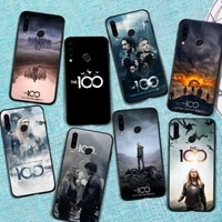 the 100 lexa tv show phone case for huawei honor view 7a5 45inch 7c5 7inch 8x 8a 8c 9 9x 10 20 10i 20i lite pro