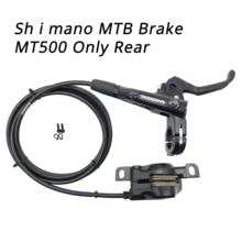 SHIMANO SL-MT500 BR-MT500 MTB Bike Hidraulic Disc Brake SPEC II clamp ring Right 2 piston MT400 MT401 MT420 MT501 MT520 brakes