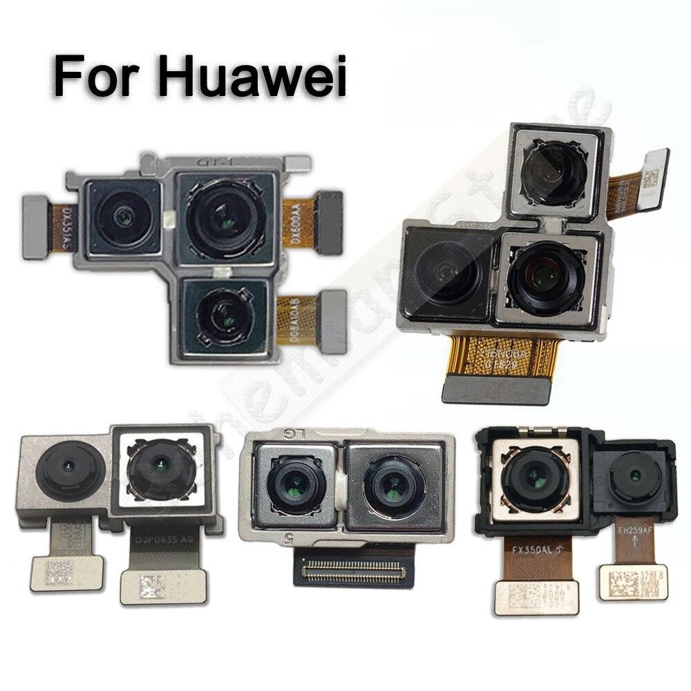 Câble flexible pour caméra principale arrière dorigine pour Huawei Mate 8 9 10 20 20X 30 Lite Pro Plus 4G 5G caméra arrière Flex