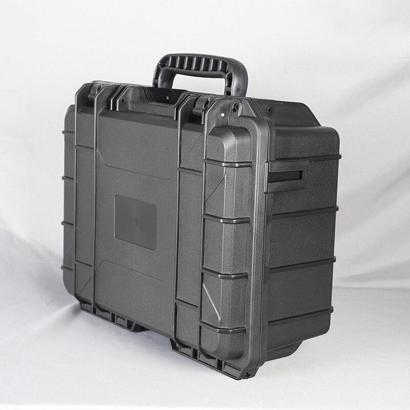 SunQian nouveau modèle nouvelle arrivée boîte à outils en plastique boîte à outils pour multimètre et équipement