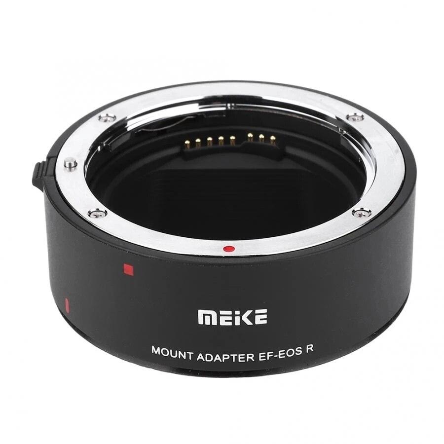 Meike MK-EFTR-A التلقائي التركيز محول حلقة لكانون EF/EF-S عدسة لكانون EOS R جبل كاميرا محول العدسة