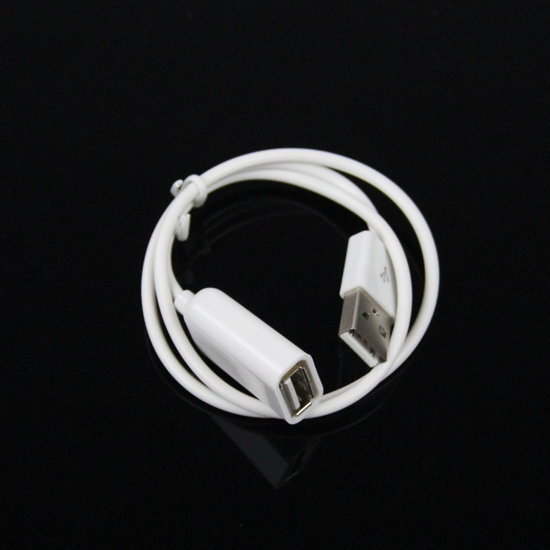 Extensión de datos USB 2,0 macho a hembra, Cable de carga Extra...