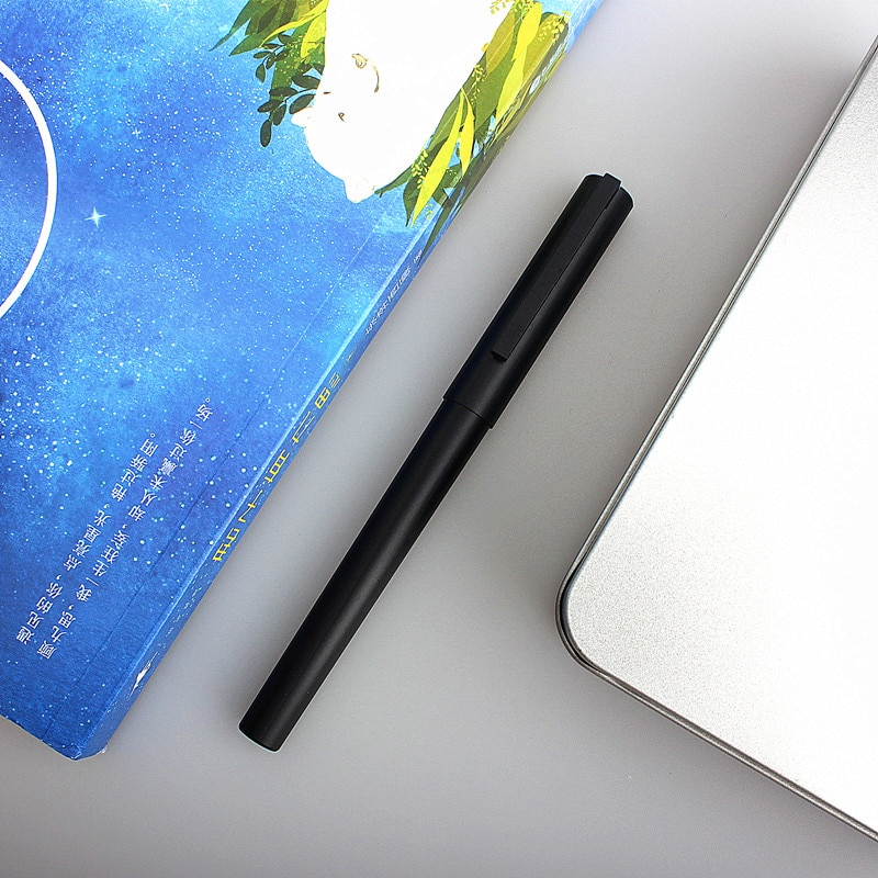 Паили Роскошная перьевая ручка Высокое качество 0,5 мм офисная металлическая шариковая ручка новая версия
