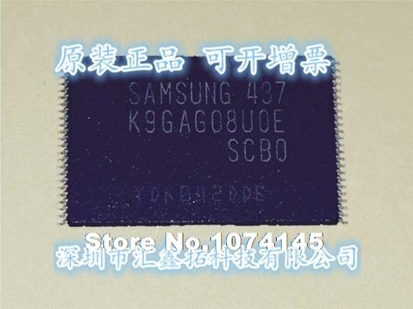 K9GAG08UOE-SCBO K9GAG08UOE K9GAG08UOE-SIBO TSOP48