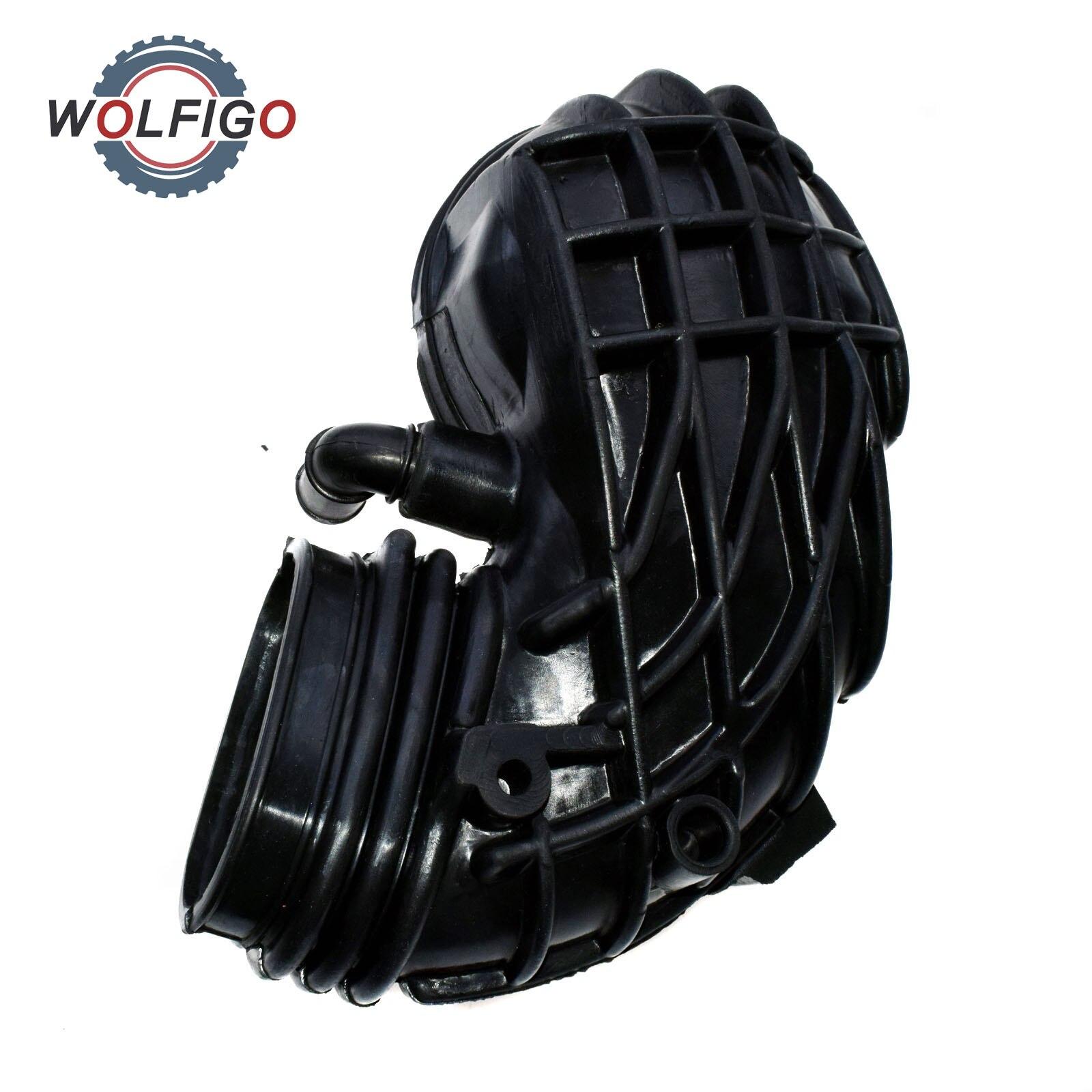 WOLFIGO Air Intake Dosierung Kopf Schlauch Rohr Reiniger Filter Rohr für Audi 80 90 B3 B4 CABRIOLET COUPE 2,3 054133357C 034133357D