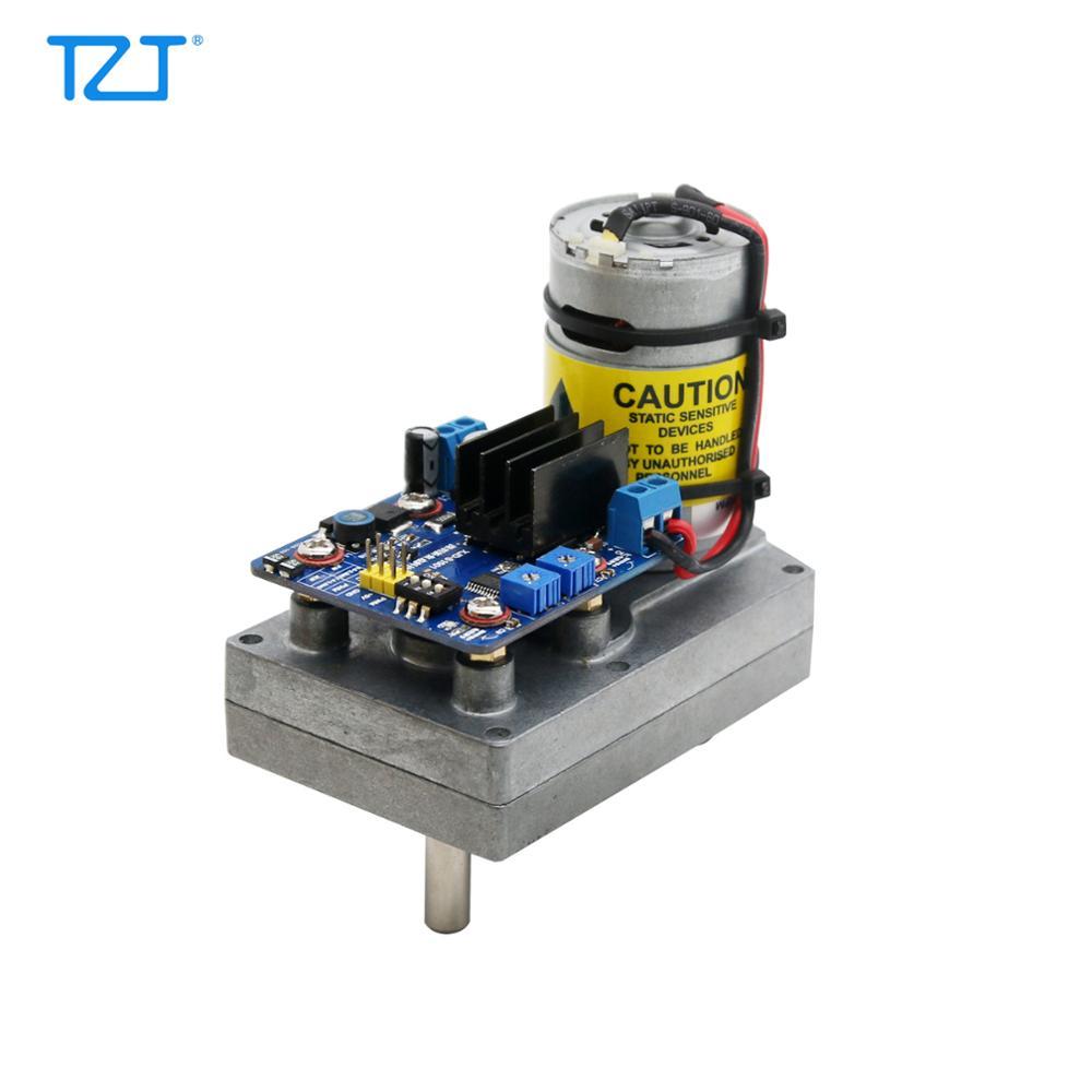 TZT 110kg.cm/380kg.cm High Torque Digital Servo Magnetic Encoding Steering Servo 8-30V For Robot Mechanical Arm