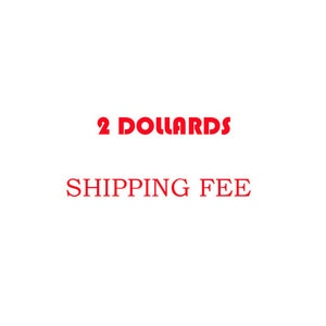 Shipping fee or other other fee