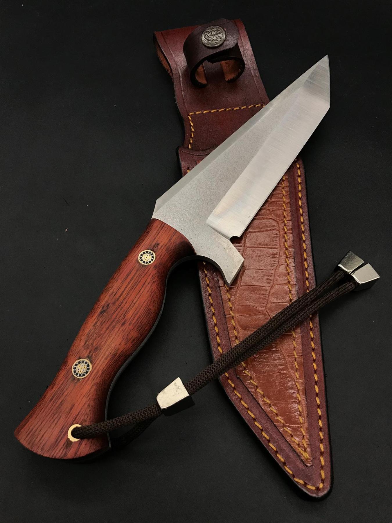 BOHLER N690 Camping Knife BB107-3 enlarge