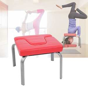 Yoga Chair Headstand Stool Ultralight Yoga Chair Inversion Bench Headstander Fitness Kit Yoga Stool Inversion Chair