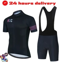 2021 raphaing summer pro cycling jersey set breathable team racing sport bicycle jersey mens cycling clothing short bike jersey