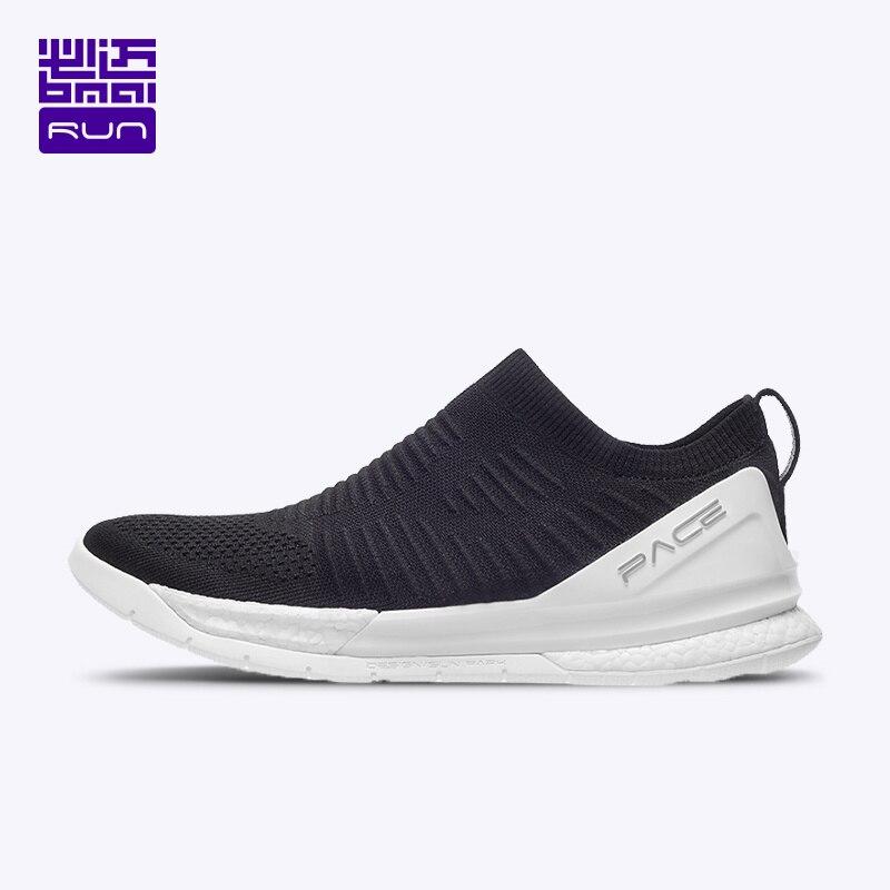 BMAI-Zapatillas deportivas transpirables para hombre y mujer, zapatos ligeros para correr, de...
