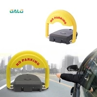 automatic parking barrier security bollard high quality color optional