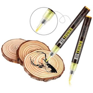 Wood Burning Pen Scorch Burned Marker Pyrography Pens for DIY Projects Fine Tip Dropshipping