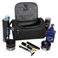 new women travel make up zipper organizer storage pouch toiletry wash bath kit men hanging cosmetic bag business makeup case