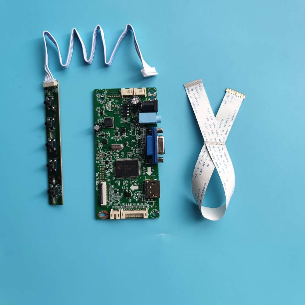 ل LP140WH2-TPT1/TPS1/TPSH 1366 × 768 شاشة HDMI-متوافق عرض تحكم مجلس سائق شاشة LED عدة VGA LCD EDP 14