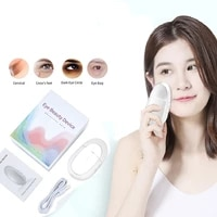 electric eye massager ems eyes beauty device removal dark circles anti aging relieve eye fatigue eye beautification instrument