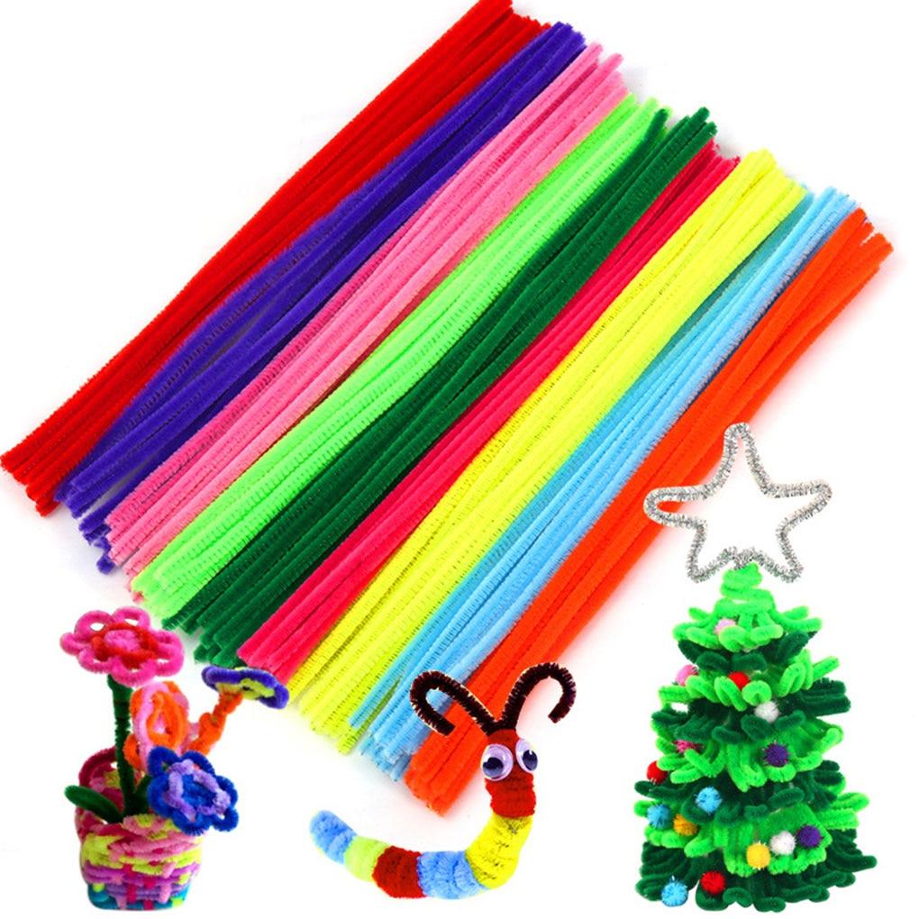 Ручное плетение, эластичные резинки, Детские радужные резинки, бисер, набор для самостоятельной сборки, 200 шт., цвет случайный