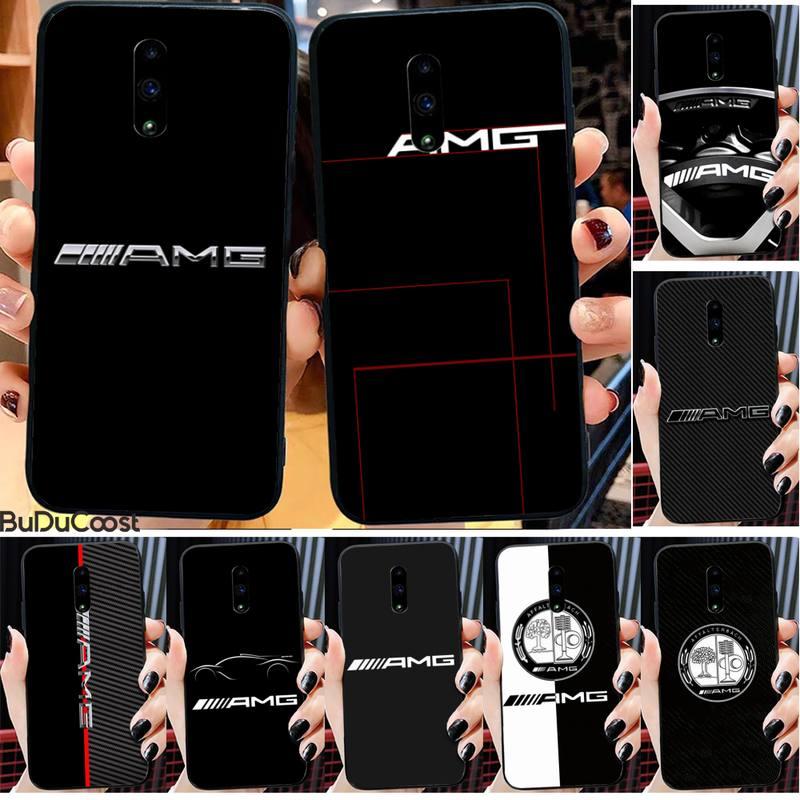 Riccu Mercedes Benz AMG автомобильный чехол для телефона для Redmi 6 4X 7 7A 8 GO K20 Note 4 4X 5 5A 6 6 Pro 7 8 8pro черный мягкий чехол из ТПУ