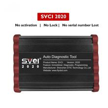 SVCI 2019 2020 FVDI 2019 2020 ABRITES Commander Full Version Auto Diagnostic Tool No Activation No Lock No serial number Lost