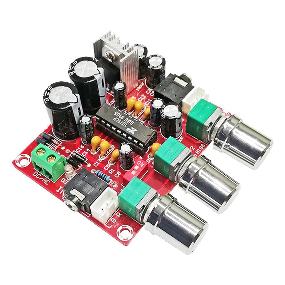 BBE1705 digital de placa-etapa Placa de control de tonos del procesador de audio pre-tablero amplificador de etapa pre-tablero amplificador