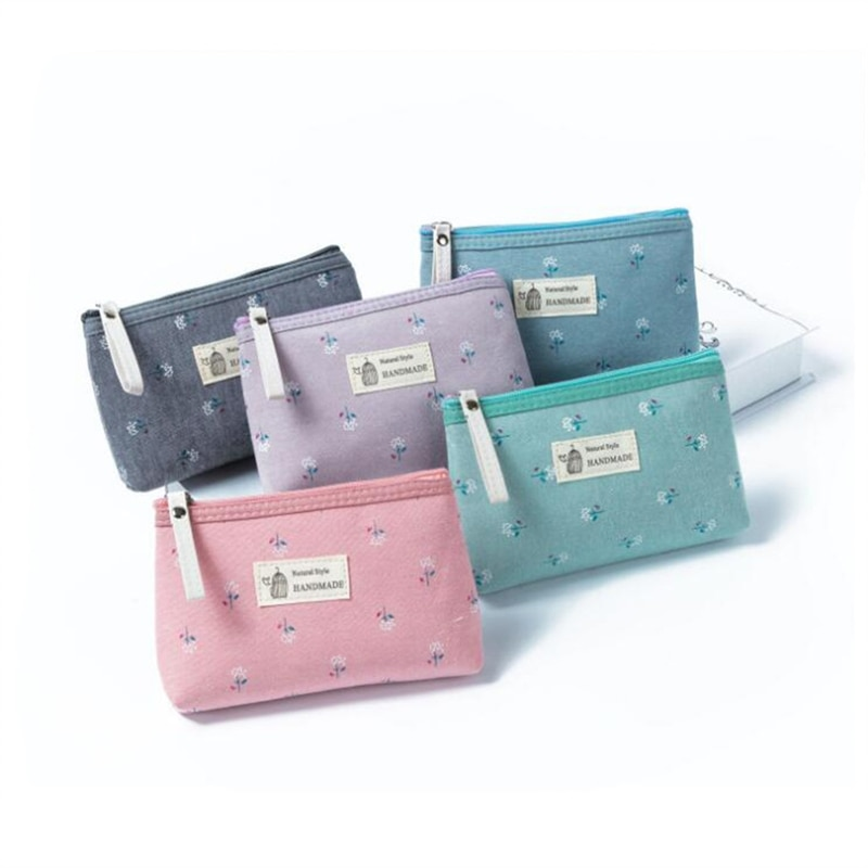 Travel Portable Cosmetic Bag Mini Cute Waterproof Wash Cosmetic Bag Portable Small Cosmetic Skin Car