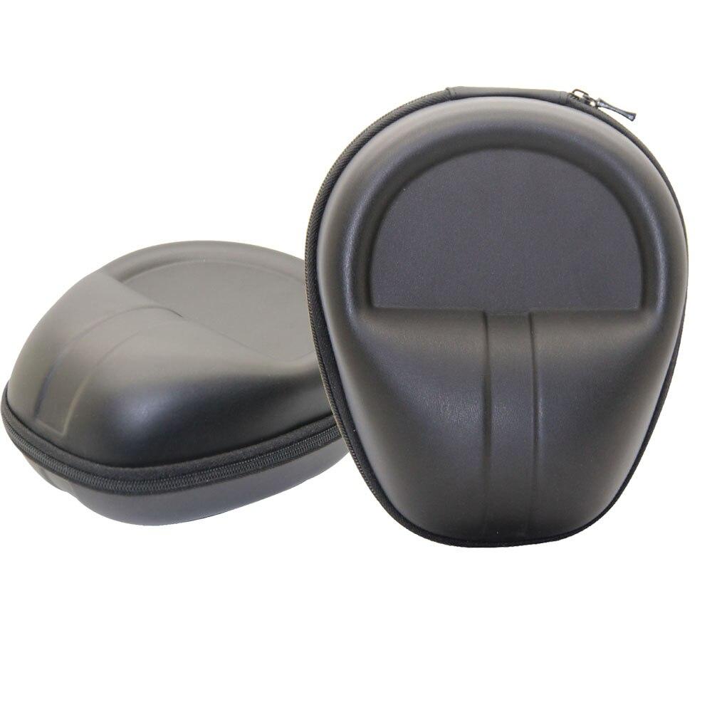 Portable Shockproof Headphone Zipper Bag Earphone Case Headset Carry Pouch Storage Bag Hard Box Accessories enlarge
