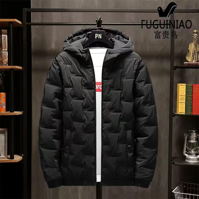 Новинка 2020, зимняя мужская куртка, Мужская хлопковая куртка, красивая трендовая хлопковая куртка, куртка с капюшоном