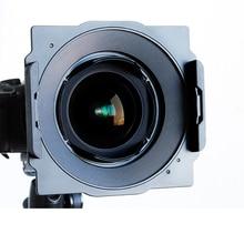 Support de filtre carré Wyatt métal 150mm pour Tokina 16-28mm, Samyang 14mm, Canon 17mm/14mm, Sigma 12-24mm, objectif Yongnuo 14mm