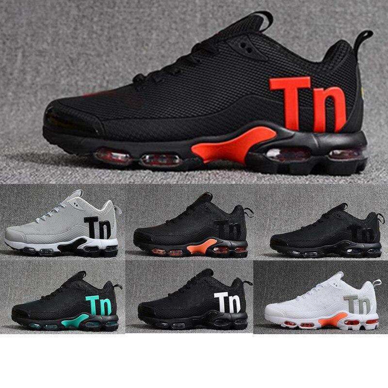 2020 Tn дизайнерские черные радужные увеличивающие вентиляцию спортивные кроссовки для бега мужские спортивные кроссовки размер 40-46
