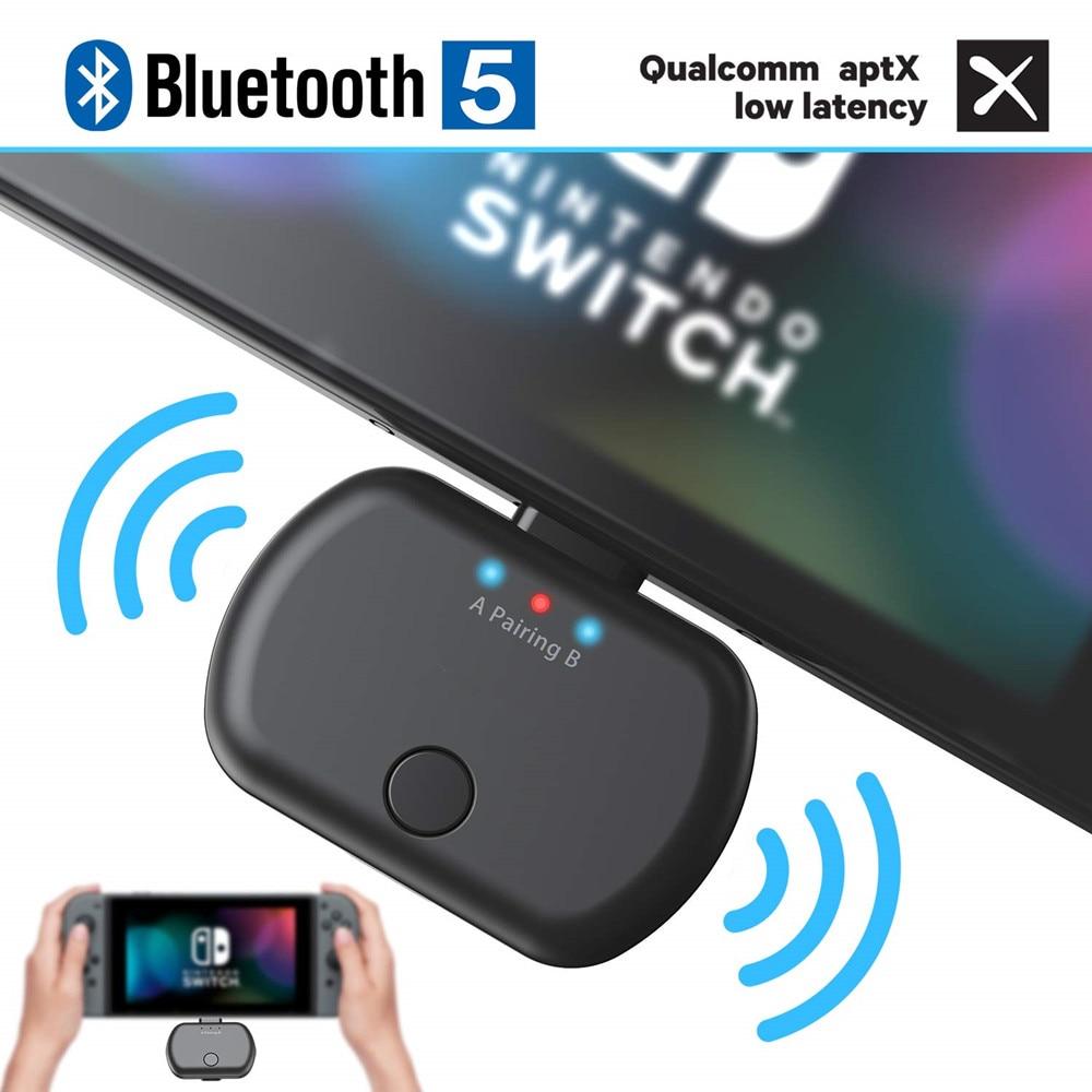 USB-C Bluetooth 5,0 transmisor de Audio PC portátil USB tipo C Dongle adaptador inalámbrico Aptx le para Nintendo interruptor TWS TV V, QFN, 16 pines   Farnell element 14 españa